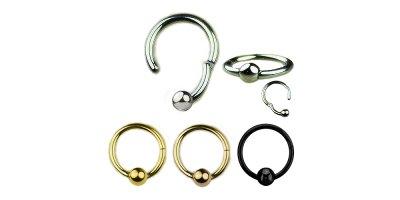 Stahl Ringe
