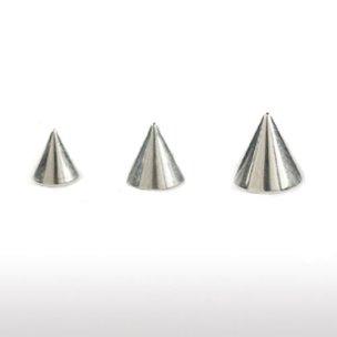 1,2mm Spitze Piercing Aufsatz Spike Cone
