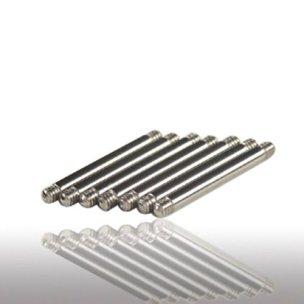 Piercing Stecker 1,2mm Barbell Ersatzteile