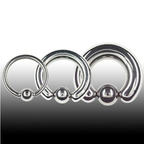 Brustwarzenpiercing für Mann 2,5mm Piercing Ring