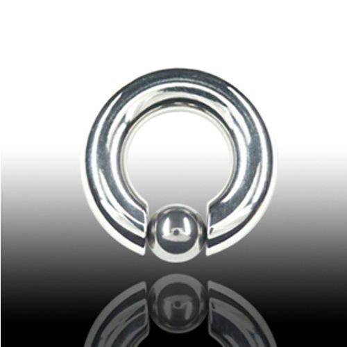 Ohrpiercing Ring 4mm oder Intimpiercing für Mann