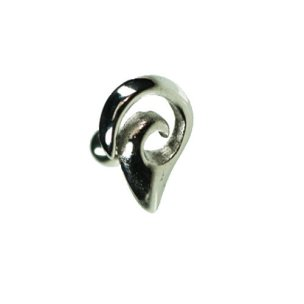 Tribal Silber Ohr Piercing Stecker Helix Schmuck