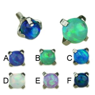 Opal Perle Titan Labret