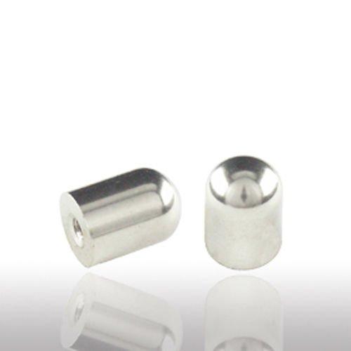 Piercing Ersatz 1,6mm Gewinde in Patronen Form