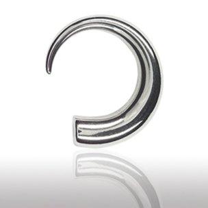 ohr dehnsichel Stahl Ohrpiercing Ring