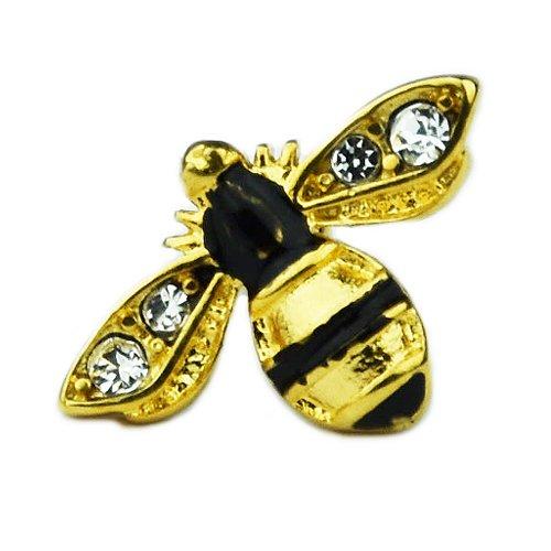 Gold Biene Ohr Helix Piercing Stecker