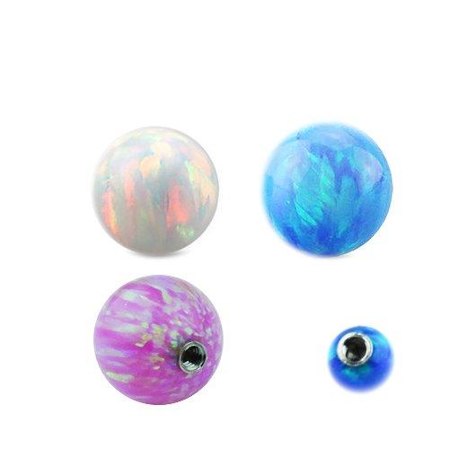 Opal Piercing Kugel