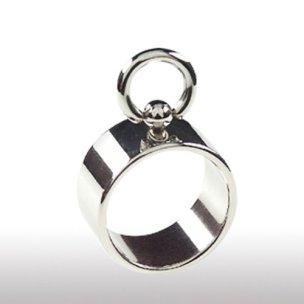 Edelstal BDSM Ring der O für Mann