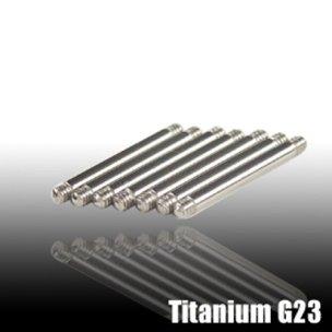 Piercing Stab 1,2mm Titan Barbell Ersatzteiele