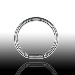 1,6mm Bar Closure Klemm Ring